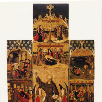 Retablo di San Bernardino[St. Bernardino altarpiece]