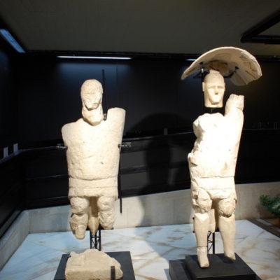 Giganti di Monte Prama[Giants of Monte Prama]