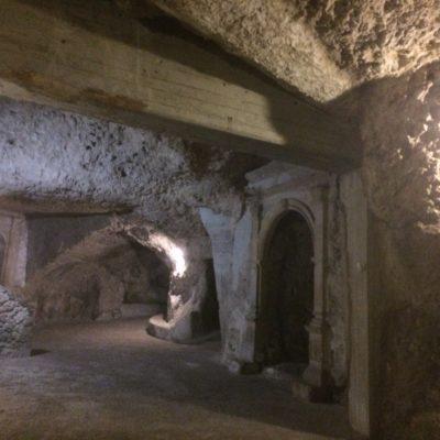 La cripta[The crypt]