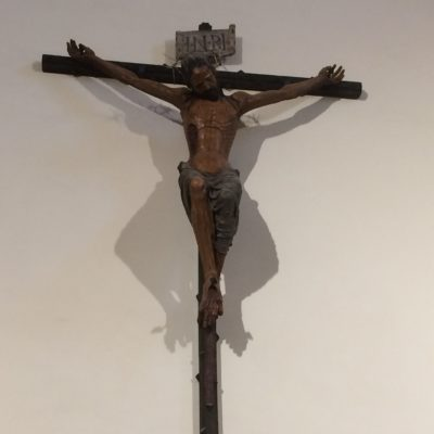 Il crocefisso[The crucifix]