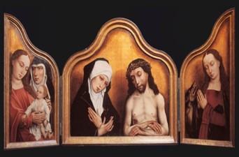 Trittico di Clemente Settimo[Triptych of Clement VII]