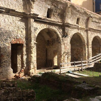 Ruderi delle cappelle[Chapels ruins]