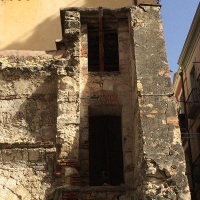 Ruderi del campanile[Tower bell ruins]