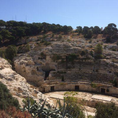 L'anfiteatro[The Amphitheatr]