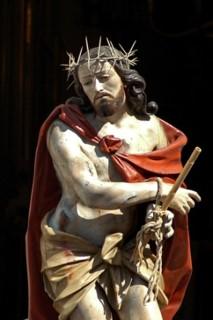 Statua di Cristo[Statue of the Christ]