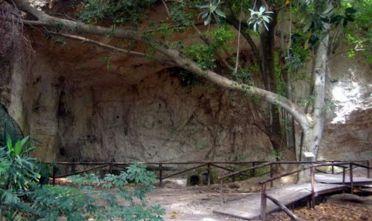La cava romana[Roman pit]